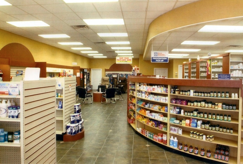 Pharmacy Design Ideas wwwconcepes diseo de farmacias pharmacy design drug store design Buckhead Pharmacy Lebanon Tennessee