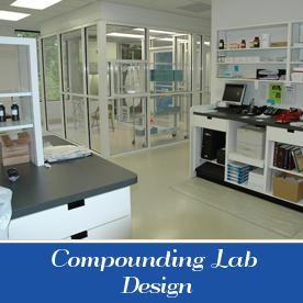 Compounding Lab Design