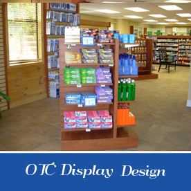 OTC Display Design