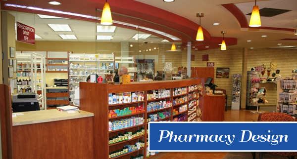 Pharmacy design services retail designs inc for Pharmacy design floor plans