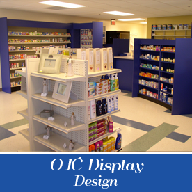 otc design - Pharmacy Design Ideas