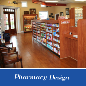 Pharmacy Design Services - Retail Designs, Inc. |